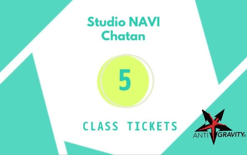 5回回数券(5Class Tickets)