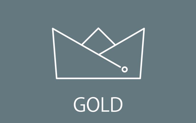 【年割】ゴールド