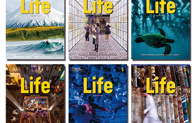 Life テキストブック購入