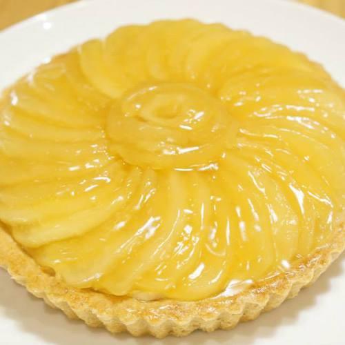 9月 白いお砂糖・卵・乳製品を使わないお菓子教室~リンゴのタルト~