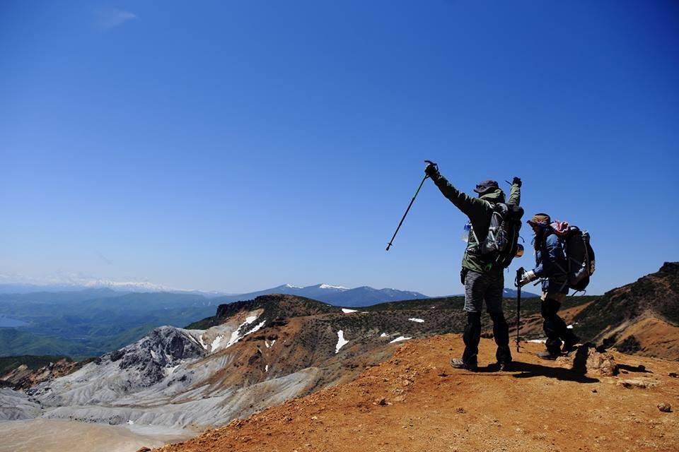 7月8日(日)開催! 縦走の聖地、安達太良連峰を巡る! 野地温泉~奥岳縦走トレッキング