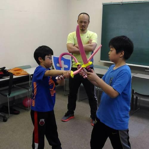 ジュニア体幹・体軸トレーニング~姿勢・体作りの基本の「き」~