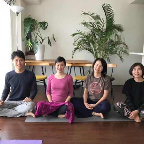 【月一】マインドフルネス瞑想会@自由が丘(8/3・産休前最終クラス)
