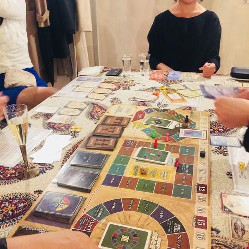 大人のゲーム会(7つの習慣ボードゲーム)