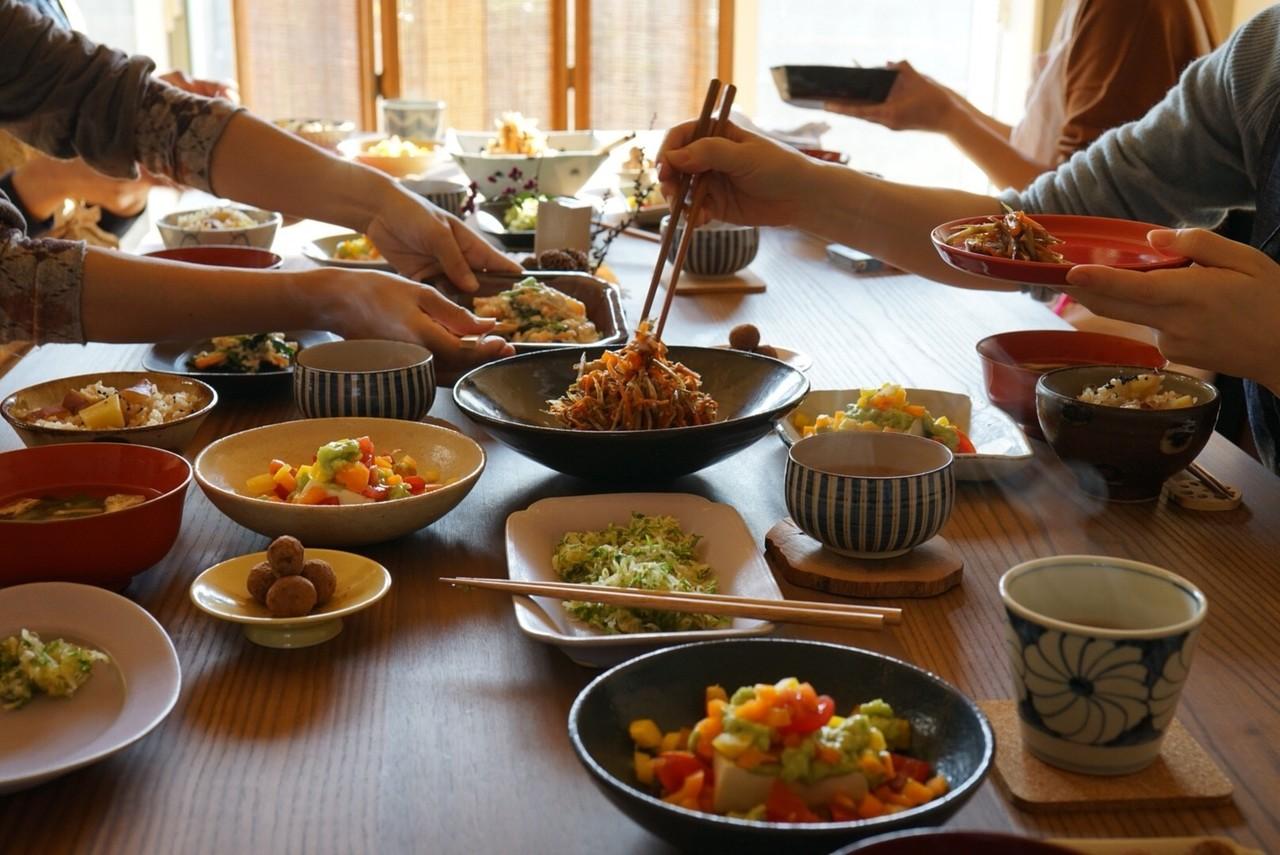 【京都】家族と私の健康のために、毎日食べたい作りたい発酵食料理Basic講座 1期