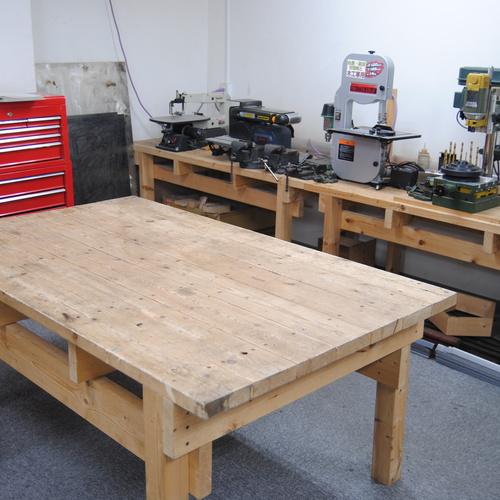 地下作業テーブル1