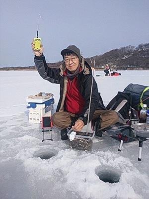 姉沼ワカサギ釣り場 レンタル品予約