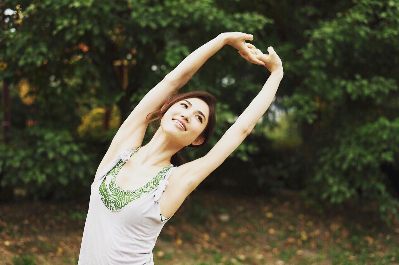 ムーンサイクルhot yoga★★★