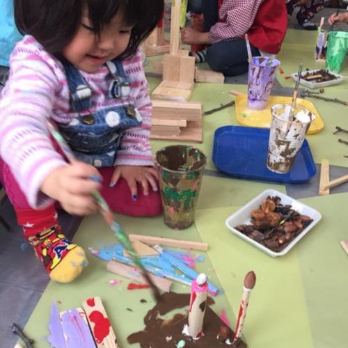 2月Little★じぶんで作る木のおもちゃ