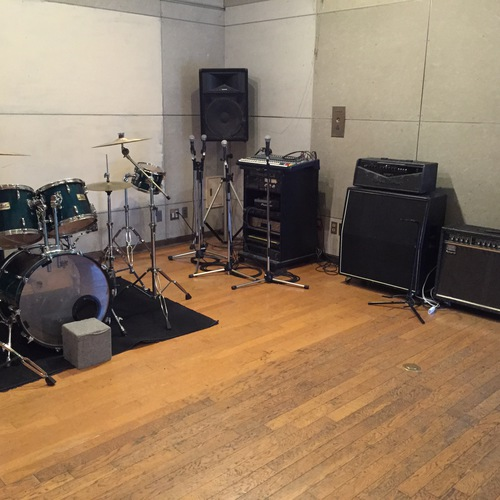 リハーサル A スタジオ