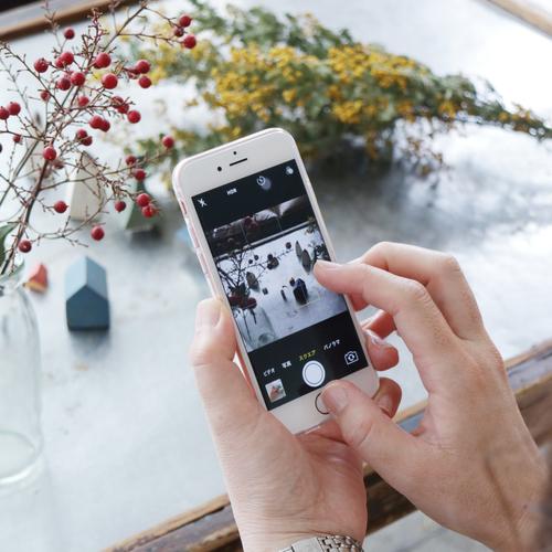 1/20(日)入門者のためのかんたん♡iPhoneカメラ講座 at 手紙舎 2nd STORY