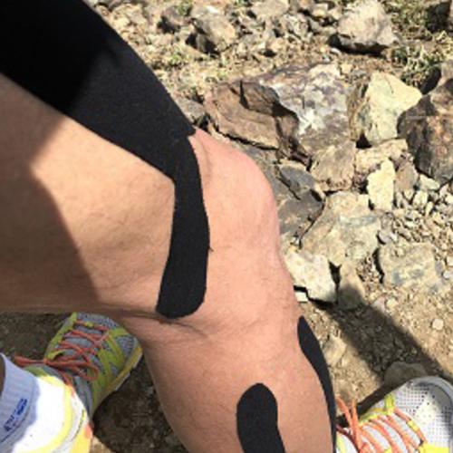 【1/20(日)】 自分で簡単に貼れるキネシオテーピング講座 ~下肢編(太腿、膝、ふくらはぎ、足首)~
