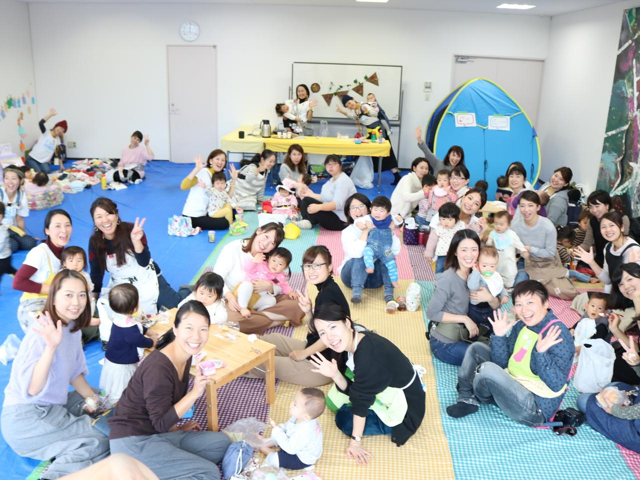 第10回・彩都ママピクニック「ママピク1周年ありがとう☆みんなで語ろう未来予想図」