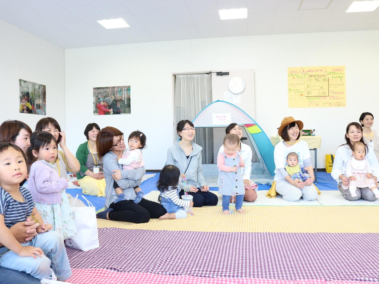 第5回・彩都ママピクニック