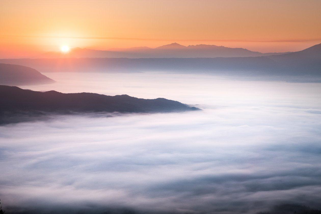 10月8日(月) 秋の阿蘇・菊池渓谷で日の出と渓流を撮るツアー