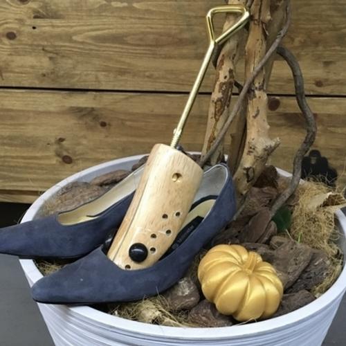 3D計測と靴職人の技による靴のフィッティング調整「ビビディ・バビデ・shoe」