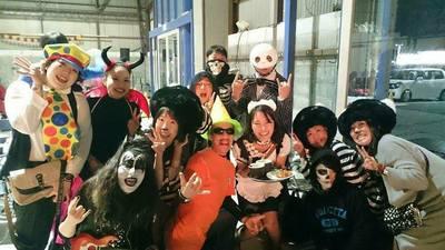 ハロウィンパーティ in アクア・チッタ