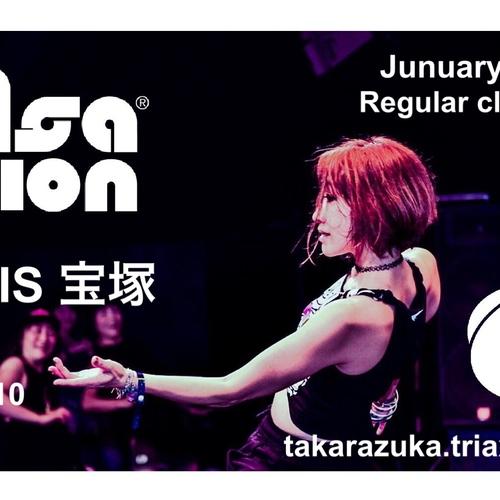 Salsation® TRIAXIS in 宝塚