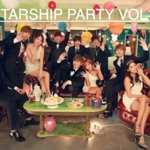 STARSHIP PARTY vol.1