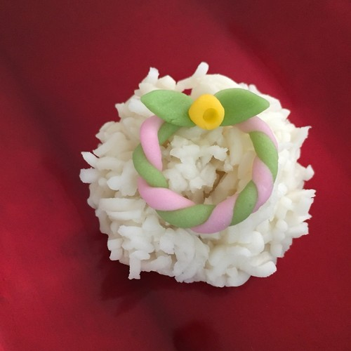 【(鎌倉)長谷坂ノ下会場】手毬の和菓子づくり体験講座(12月)