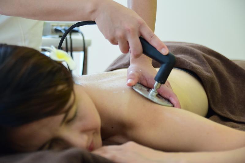 ◆インディバ◆アロマorリンパリラクセーション体験(女性専用)