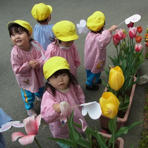 5月22日「幼稚園であそぼう♪」