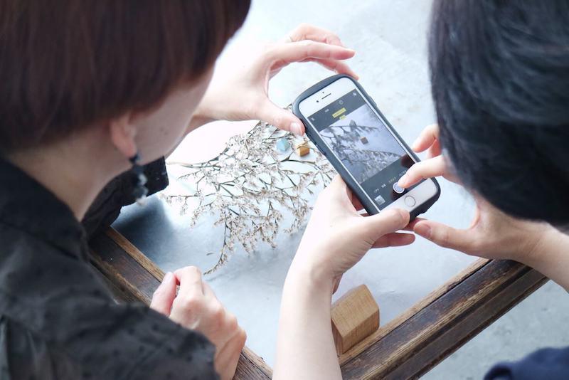 【表現の学校「たのしいカメラ学校 ♡ かんたんiPhone講座 in 吉祥寺パルコ」9月21日(木)講師:矢島直美】