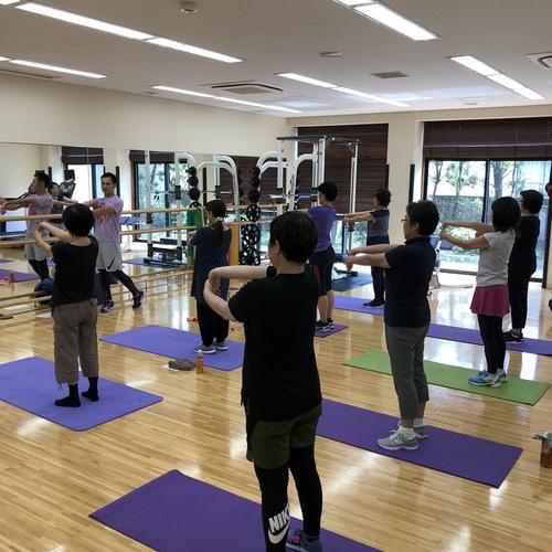 元気になろう!CFリハビリフィットネス教室(体力回復)12/10(月)10:00〜11:00