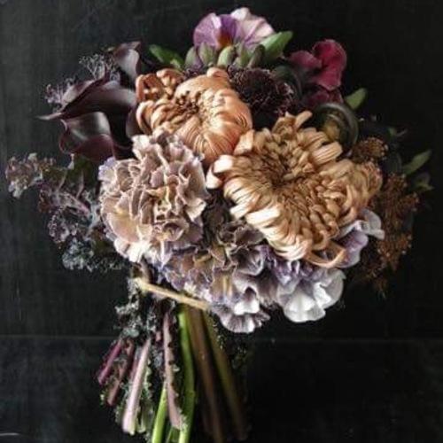 10/20、10/23【森から摘んだ秋色の花束】フラワーアーティスト TERRARIUM.1 横山さちこ