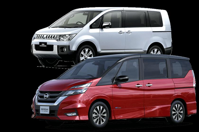 【レンタカー キャンペーン】WAクラス ワゴン(車種 セレナ 定員8名)