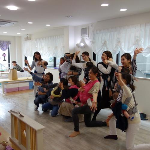 【永福和泉地域区民センター】第2回 抱っこdeダンス
