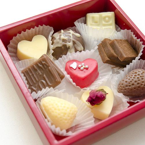 季節限定 m&p レッスン!  チョコレートアソート石鹸