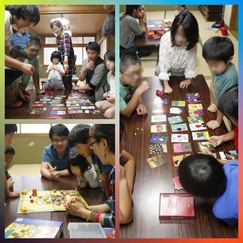 受付中!2018年9月【親子向け】おやこアナログゲームの会(定員親子15組)