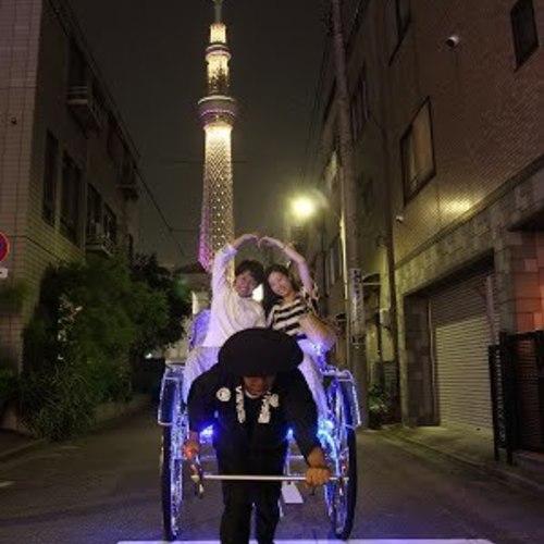 "Rickshaw ""Kurumaya"" 30-minute course"