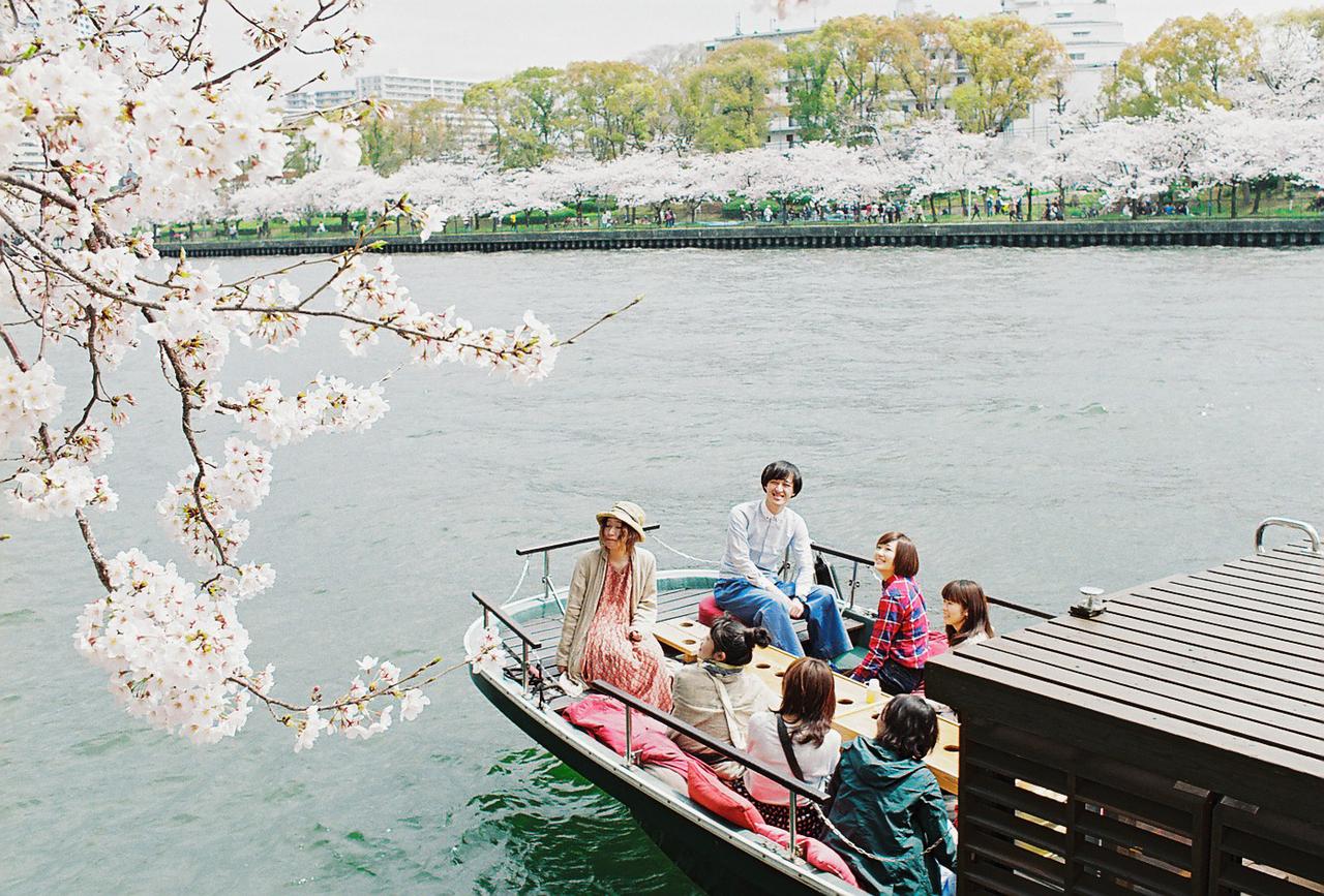 桜朝ごはん Breakfast