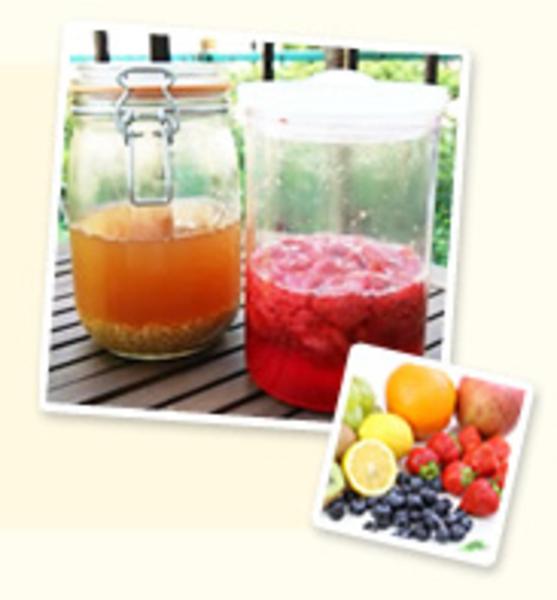 時短で作る♪酵素ジュース手作り講座 ¥2,500円(税込)