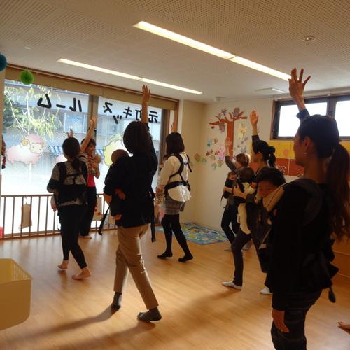 保育士のLet'sベビーダンス ‼@神戸市長田区