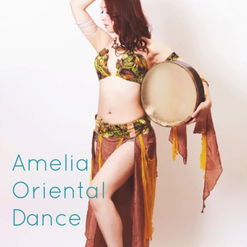 『心と身体を温めるリラックスベリーダンス』