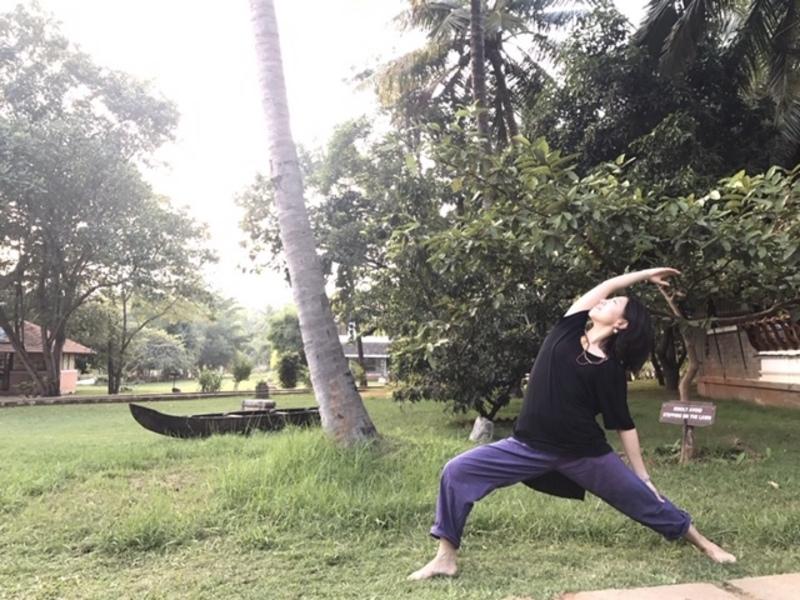 WS:瞑想の為のフローヨガ(Web決済/回数券)