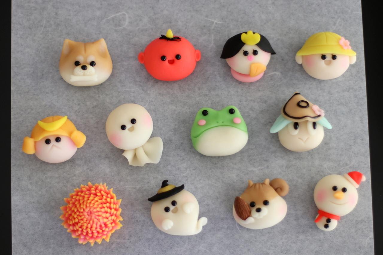和菓子のアトリエ