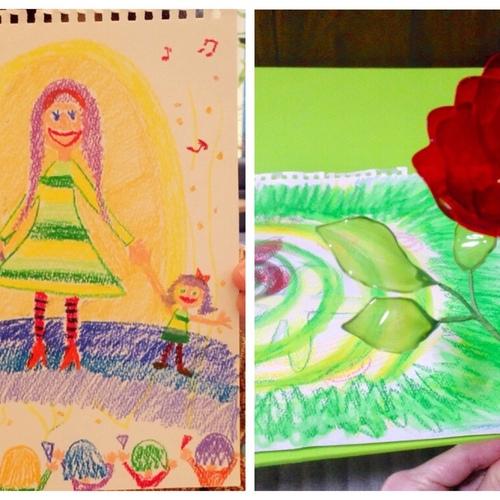 ✨シンクロをつくる魔法の絵 ~ジェネシスウェイ~ ✨ 直観的に絵を描く