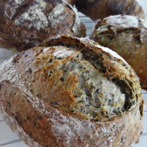 【Cコース】パン2種とBIOの料理クラス