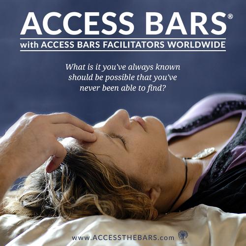 アクセス バーズ 講座 Access Bars®認定証付き ♥女性限定♥ 短時間2日クラスも登場!