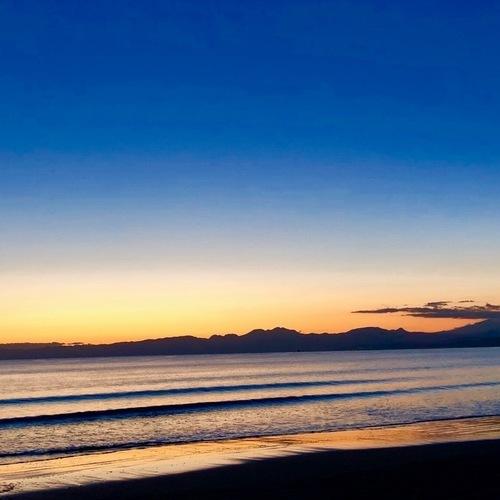 ★SUPクルーズ@海から見る江ノ島シーキャンドル&サンセットツアー
