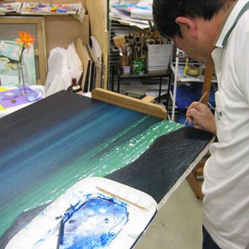 はじめての絵画教室