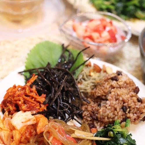 腸が喜ぶ!KOREAN 作り置き&絶品純豆腐チゲ