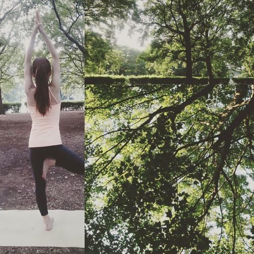Park Yoga @駒沢公園