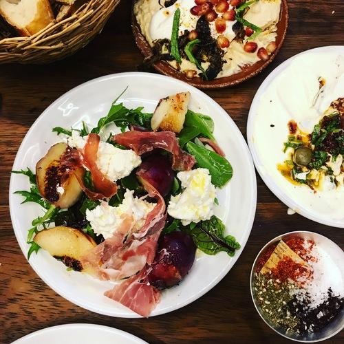 「シェアスタイル」が最旬。「タパス」スタイルでロンドンでも超人気の地中海料理のお店の味をお家でも簡単に。