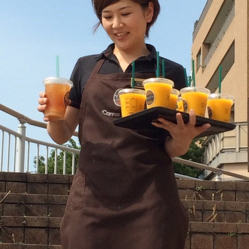 8/13(日) 紫川カフェクルーズ(1ドリンク付)