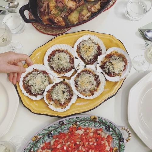 スペイン料理を極める =西の地方の郷土料理=